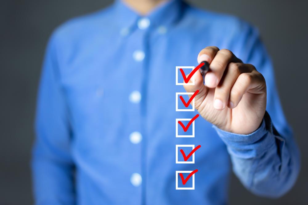 newly qualified gp checklist